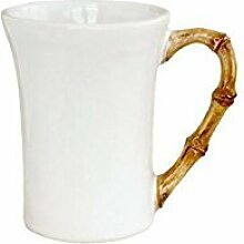 Juliska Classic Bamboo Mug by Juliska