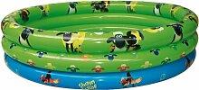 Jumbo Kinder Pool Shaun das Schaf 175cm Planschbecken Swimmingpool