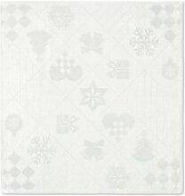 Juna - Natale Stoffservietten, 45 x 45 cm,