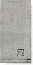 Juna - Rå Stoffservietten 45 x 45 cm, dunkelgrau
