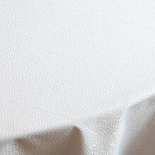 Juna - Rhombus Tischdecke Ø 160 cm, weiß
