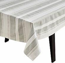 Juna - Wea Tischdecke 140 x 270 cm, weiß
