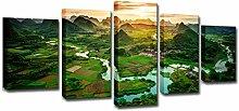 JunBo Natürliche Landschaft Home Dekoration