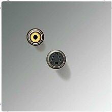 Jung MAGCR1041 Multimediaanschlusssystem