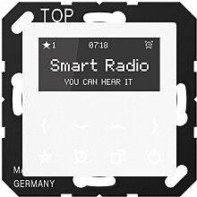 Jung Rad A 508 WW Smart Radio Serie A alpinweiß
