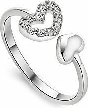 Jungen Fingerring Frauen Geschenk Herrenring Verlobungsringe Schmuck Freundschaftsringe Bequeme