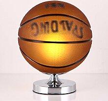Jungen Kreativ Dimmable Led Fußball Basketball