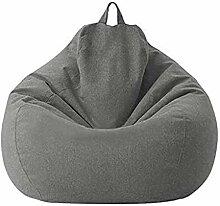 JUNGEN Sitzsack Stühle Sofabezug Baumwoll Leinen