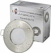 JungesLicht Aqua IP65 7Watt Einbaustrahler GU10
