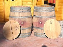 JUNIT 600L Weinfass Regentonne aus gebrauchtem