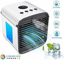 JUNMAONO Mobile Klimaanlage Klein Air Cooler