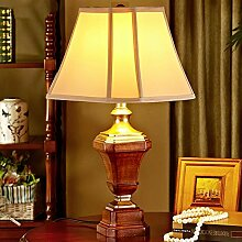 JUNMYEON Harztabelle Lampe, Tischlampe im Designer