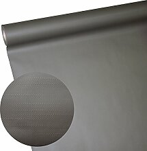 JUNOPAX 50m*1,30m Papiertischdecke titan-grau