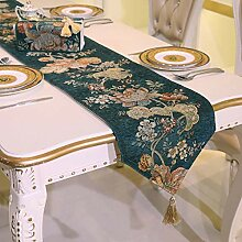 JUNYZZQ Tischläufer Tischläufer Tischfahne