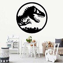Jurassic Dragon Wandkunst Aufkleber Dekoration