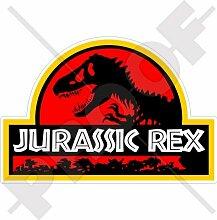 Jurassic Tyrannosaurus Rex Aufkleber 140mm
