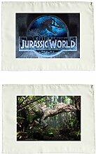 Jurassic World Stoffservietten 2er Se
