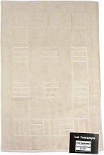 Just Contempo Badematte, 50x85cm., beige, Stück: 1