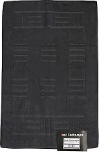 Just Contempo Badematte, 50x85cm., grau, Stück: 1
