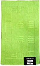 Just Contempo Badematte, 50x85cm., grün, Stück: 1