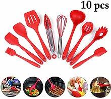Justdolife 10pcs Küchengerät Set Mehrzweck