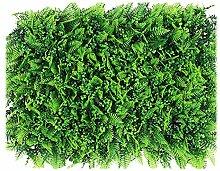 JUSTDOLIFE Grüne Kunststoffpflanze Dekorative