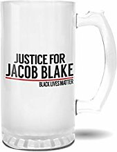 Justice For Jacob Blake Black Lives Matter Pint