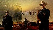 Justified Poster auf