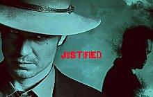 Justified Season 6 Poster auf