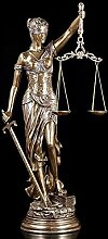 Justitia Statue 77,5 cm - In- & Outdoor Garten
