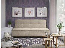 JUSTyou Delia Couch Einzelsofa Sofa (HxBxL):