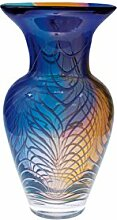 JUSTyou Estella Vase Murano Glas Handwerk Höhe 32