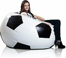 JUSTyou Fußball XXXL Sitzsack Sessel