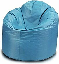 JUSTyou Futoyo Star Sitzsack Sessel Riesensitzsack Nylon Farbe: Blau