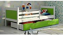 JUSTyou Leon Funktionsbett Kinderbett Einzelbett