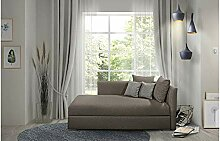 JUSTyou Mika Couch Einzelsofa Sofa (HxBxL):