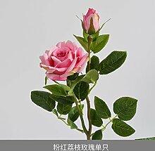 JUSTyou24 Parfum künstliche Blumen künstliche