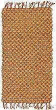 Jute Co.. Naturfaser Teppich 100% Jute 120x180