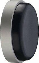 JUVA Wand-Türpuffer Aluminium silber Türstopper