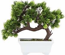 Juvale Künstliche Bonsai Baum–Fake,