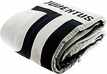 Juventus 6440590r681Tagesdecke, Polyester,
