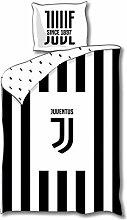Juventus Bettwäsche Fußball, Bettbezug 140 x 200