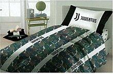 Juventus Bettwäsche-Set für Einzelbett,
