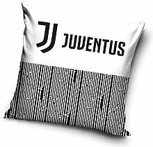 Juventus F.C. Fußball Bettwäsche-Set Bettbezug,