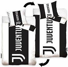 Juventus FC Fußball Wende Bettwäsche Set