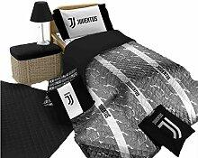 Juventus Tagesdecke, gesteppt, für französisches