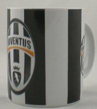 Juventus Turin Kaffeetasse Porzellanbecher Tasse Fanartikel