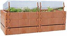 Juwel Balkon Hochbeet Terassenbeet Pflanzen