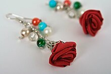 Juwelier Modeschmuck handmade Ohrringe Geschenk fur Frauen Modeschmuck Ohrringe