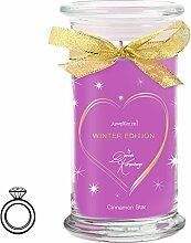 JuwelKerze Cinnamon Star by Daniela Katzenberger -